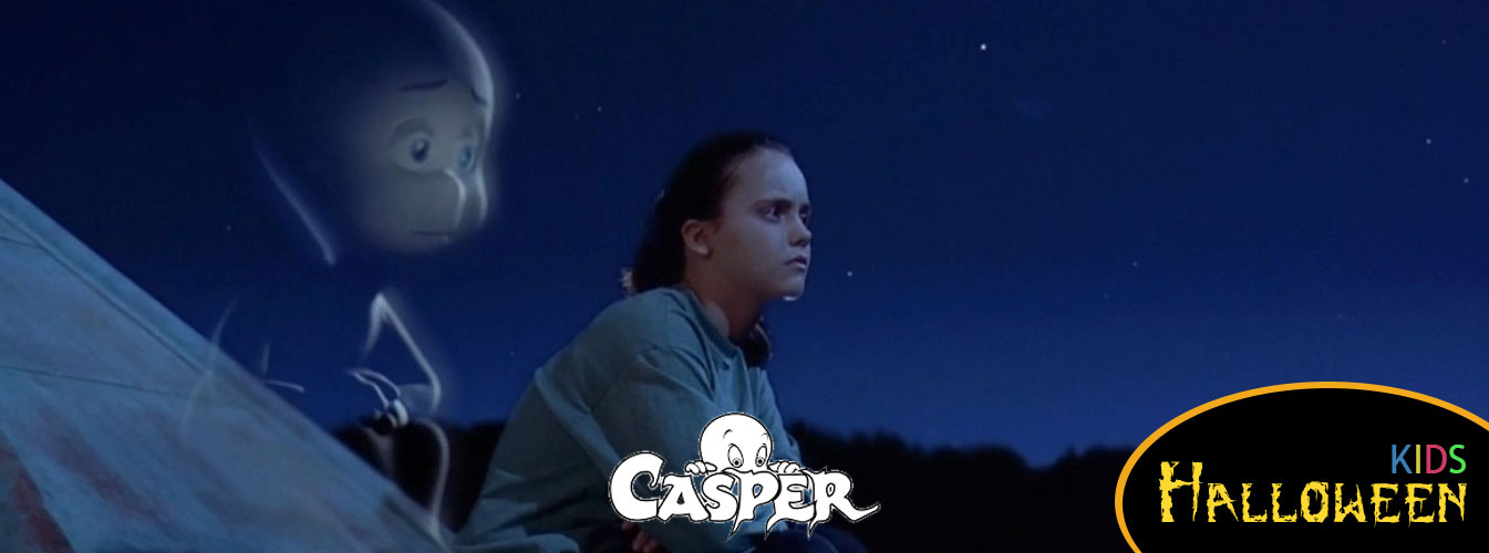 Halloween Kids Casper